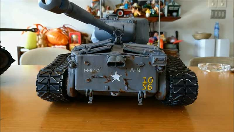 M26.M46. pershing