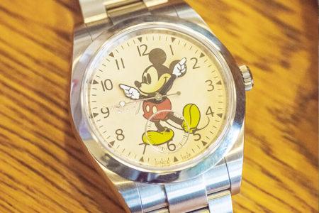 ロレックスをカスタムしちゃおう! 所さんの時計遊び
