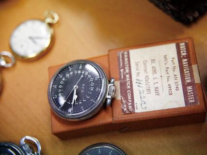 所さんの懐中時計コレクション(前編)