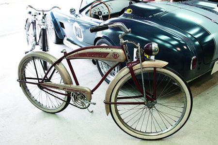 アメリカからやってきたビンテージフレーム『ホットロッド・スタイルが生み出されるまでの記録』/ 所さんのホットロッド自転車 Vol.1
