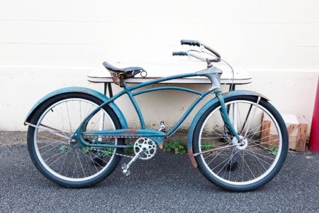 1930年代のサビサビ自転車をホットロッドに?! / 所さんのホットロッド自転車 Vol.2