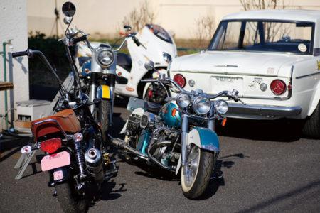スクーターよりも小さいけどマジなVツイン!所さんがカスタムした激レアバイク『リドリー570』