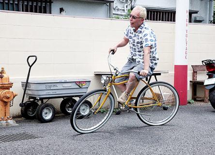 『スイングする自転車』と『心のブレーキ』/ 所さんのホットロッド自転車 Vol.3