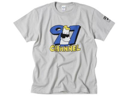 懐かしい『トコちゃん』のイラストがTシャツになった!97チャンネルのオフィシャルグッズが大人気です!