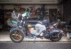 『ハーレーじゃなくてBMW!?』所さんがバイクカスタムの新境地を開く  BMW R75/6 カスタムプロジェクト Vol.1