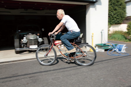 ホットロッド自転車ってどうやって組み上げられているの?製作工程完全密着 / 所さんのホットロッド自転車 Vol.4