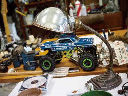 『メッキの浮き錆を作る』所さんの錆び加工技術