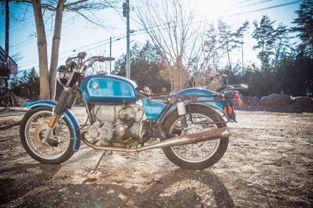 所さんが手に入れたビーエムダブリューってどんなバイク? BMW R75/6 カスタムプロジェクト Vol.2