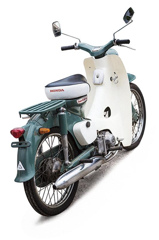 Honda Super Cub C65 日本列島カブを買う旅