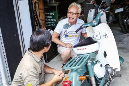 オイル漏れの原因は一体!? カブ専門店でエンジンをオーバーホール Honda Super Cub C65 日本列島カブを買う旅 Vol.5(最終回)