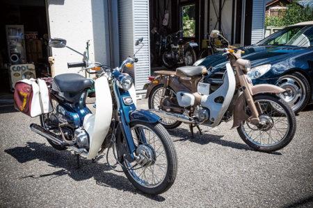C100よりも小さくなった!?   誰も予想していない奇跡のカタチが完成 Honda Super Cub 70 Deluxe 日本列島カブを買う旅『第二弾』Vol.5(最終回)