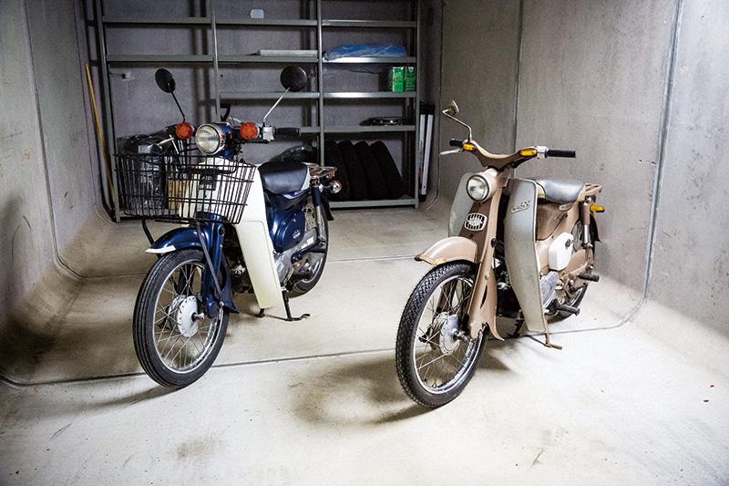 Honda Super Cub 70 Deluxe