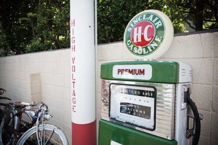 ハイオク満タンお願いします 世田谷ガソリン始めました!!