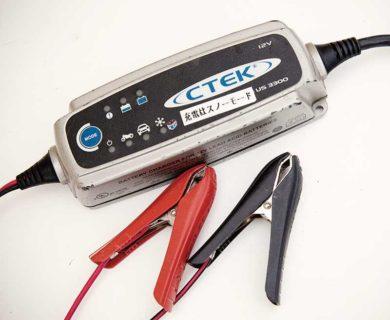 クルマ&バイク好き必携アイテム バッテリー管理にはシーテックがオススメ