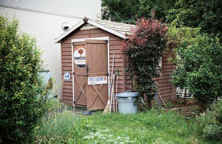 物置だってカッコイイ方が良い 世田谷ベース的小屋の提案