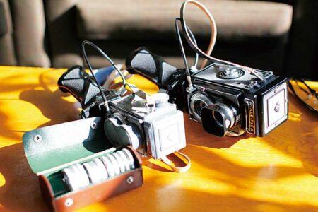銀塩カメラの遊び方 クラシックカメラコレクション