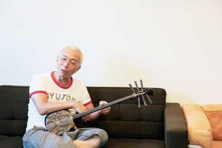 97チャンネル的愉しい音楽 所さんのオススメの弦楽器はコレだ!!/三線編