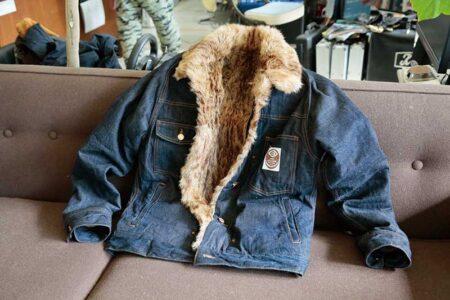所さん的アウターリメイク インナーを毛皮にしたら超かっこいい 世界に1着だけのジャケットが完成しちゃいましたよ