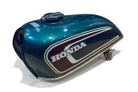 HONDA CB250T CUSTOM PROJECT 12