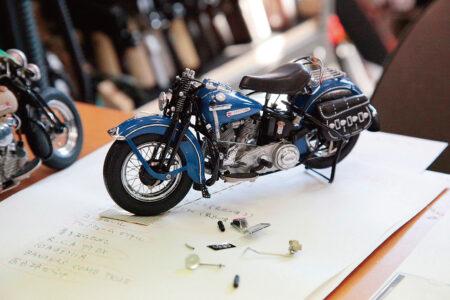 世田谷ベース的 超絶ミニチュアバイク製作